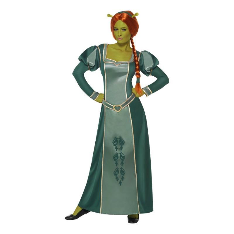 Prinsessan Fiona Maskeraddräkt Shrek Filmtema